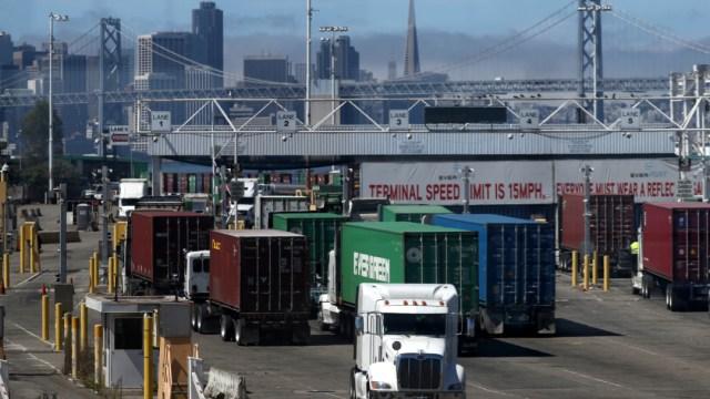 FOTO México, beneficiado por guerra comercial entre China y EU, dice ONU (Getty Images)