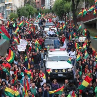 México pedirá reunión urgente de OEA por crisis en Bolivia, dice Ebrard