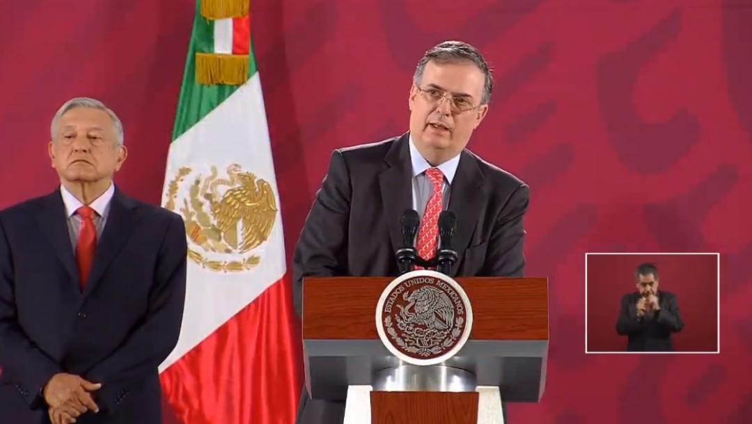 Foto: México pedirá reunión urgente de OEA por crisis en Bolivia, dice Ebrard