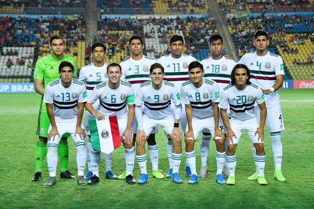 11/11/2019. México vs Holanda Sub 17 En Vivo Horario Los Pleyers
