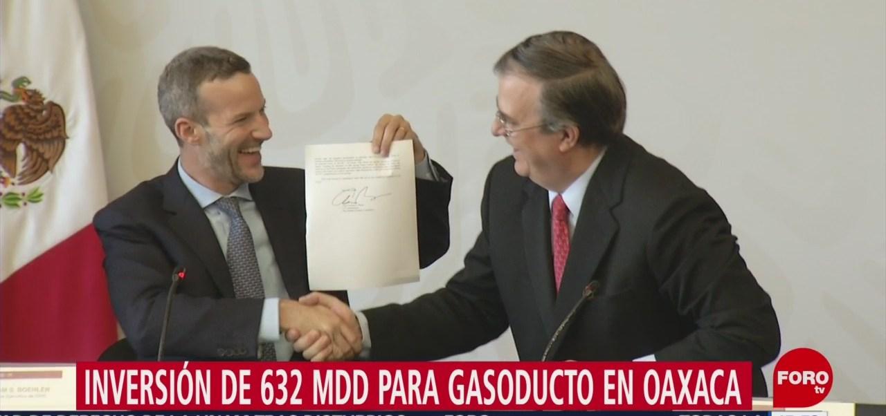 FOTO: México Estados Unidos acuerdan inversión infraestructura energética