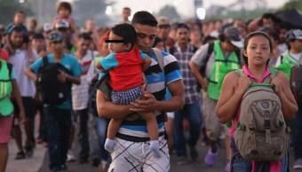 Foto: Miles de migrantes buscan asilo en Estados Unidos, 13 noviembre 2019