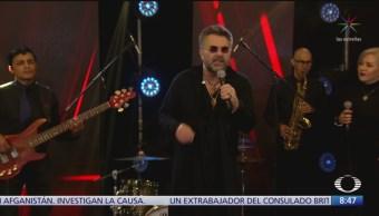 Mijares presenta su nuevo álbum 'Rompecabezas II'