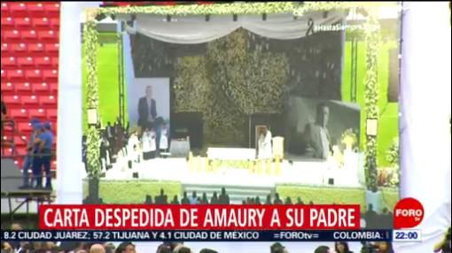 FOTO: Miles despiden a Jorge Vergara con misa en el estadio de Chivas, 24 noviembre 2019