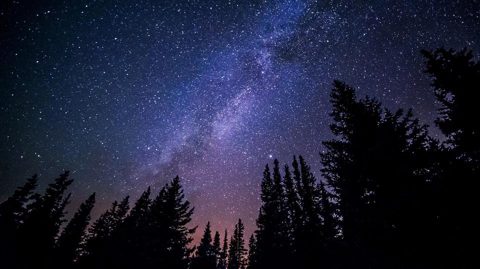 Foto: ¿Cuándo y cómo ver la próxima lluvia de estrellas gemínidas en México?, 24 de noviembre de 2019, (Pixabay)