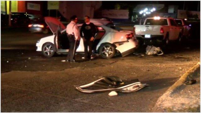 Foto: Una persona fallece tras accidente en Jalisco, 23 de noviembre de 2019 (Foro TV)