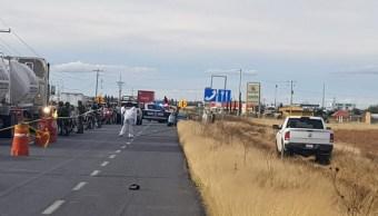 Mueren cinco policías tras emboscada en Fresnillo