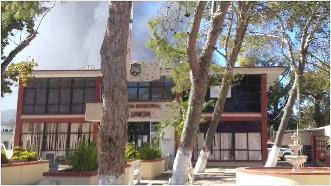 Foto: Al menos 11 personas murieron este sábado en Villa Unión, 30 de noviembre de 2019 (Twitter @mine_br)