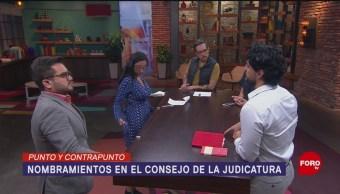 Foto: Nombramientos Consejo Judicatura Federal 21 Noviembre 2019