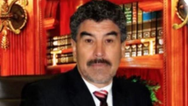 FOTO Eliseo Gómez, encargado despacho presidencia Valle de Chalco