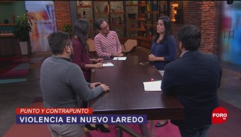 FOTO: Nuevo Laredo, fin de semana violento, 18 noviembre 2019