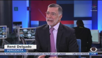 Operativo fallido, Masacre LeBarón y Evo Morales, René Delgado analiza el panorama político