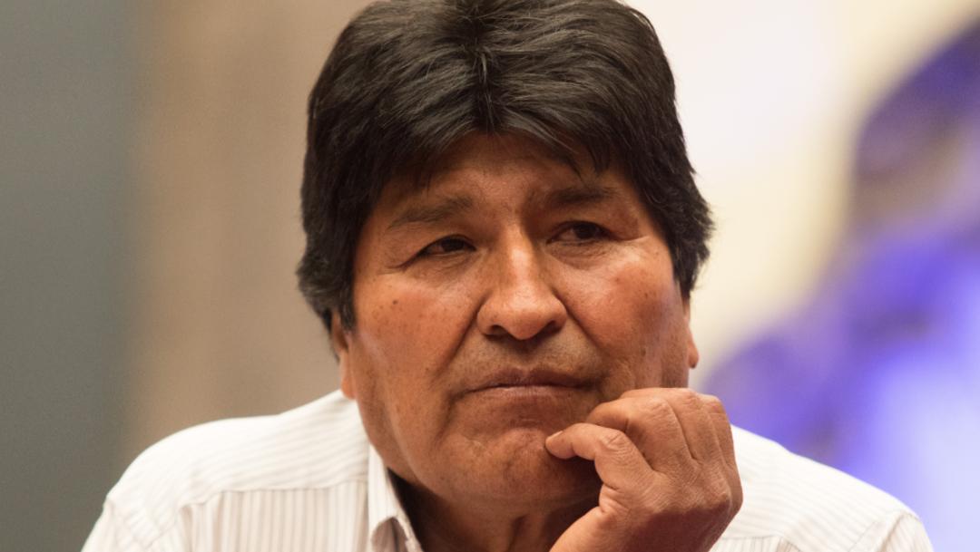 Imagen: El panista Fernando Rodríguez exigió respeto a la Constitución Mexicana que prohíbe la intervención extranjera en la vida política del país, 17 de noviembre de 2019 (Moisés Pablo /Cuartoscuro.com)