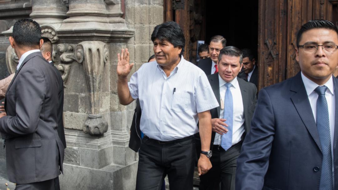 """Imagen: Al PAN le """"parece muy vergonzoso que el Gobierno de México lo reciba (a Morales) como si fuera un gran héroe"""", 17 de noviembre de 2019 (Moisés Pablo /Cuartoscuro.com)"""