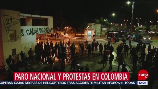 Paro nacional y nuevas protestas en Colombia, contra Iván Duque