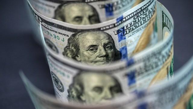 Imagen: El peso seguirá atrapado en un rango de 19.25 a 19.35 en lo que resta de la semana si no hay avances en materia comercial entre Estados Unidos y China, 19 de noviembre de 2019 (Getty Images, archivo)