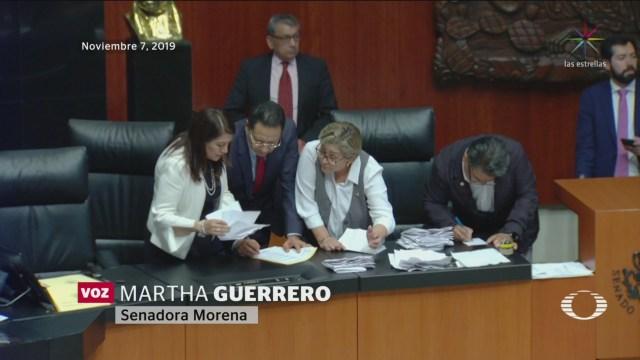 FOTO: Piden reponer proceso de elección de CNDH por irregularidades, 11 noviembre 2019
