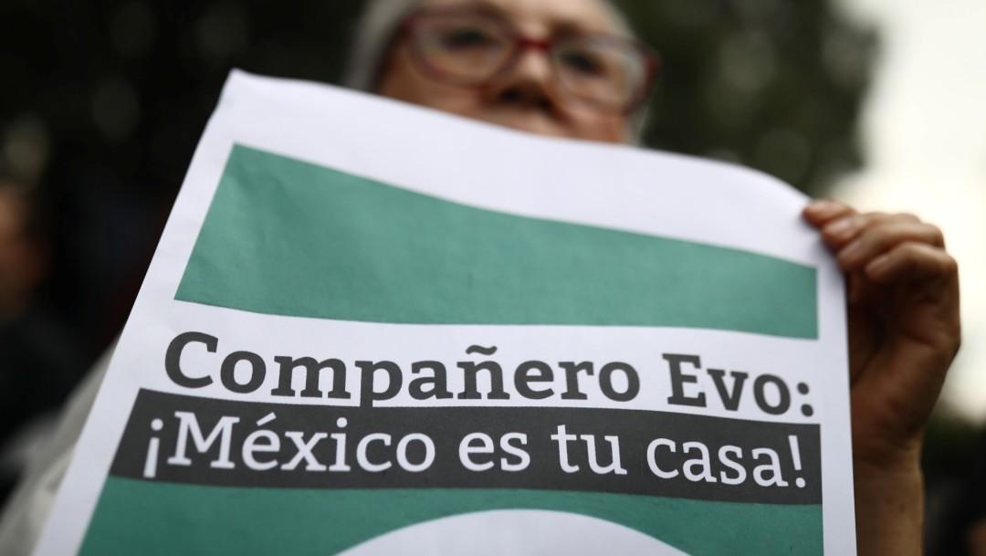FOTO Por qué México le dio asilo a Evo Morales (Reuters)