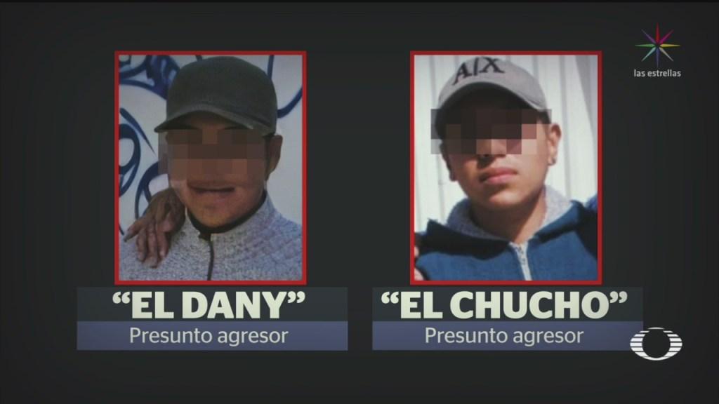 Foto: Homicidas Francisco Tenorio Seguido Órdenes El Titino 7 Noviembre 2019