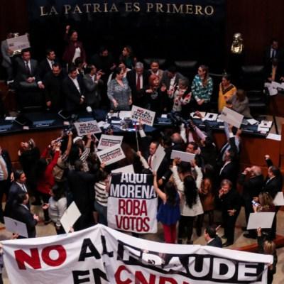 Rosario Piedra Ibarra rinde protesta como presidenta de la CNDH