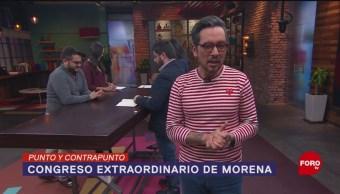 FOTO: Punto y Contrapunto, con Genaro Lozano: Programa del 18 de noviembre de 2019, 18 noviembre 2019