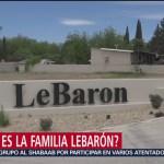 Foto: Quién Es La Familia Lebarón 6 Noviembre 2019