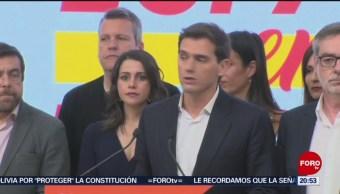FOTO:Realizan segundas elecciones en un año en España, 11 noviembre 2019