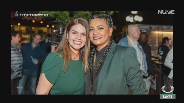 FOTO: Regina Romero primera alcaldesa origen hispano Tucso Arizona