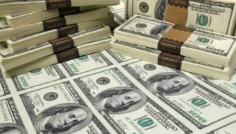 Imagen: La base monetaria (billetes y monedas en circulación y depósitos bancarios en cuenta corriente en el Banco de México) aumentó 18 mil 561 millones de pesos, 5 de noviembre de 2019 (Getty Images, archivo)