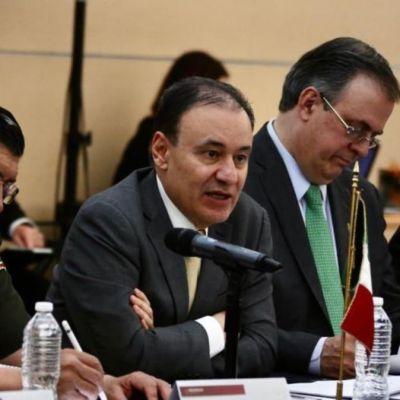México presenta proyecto de acuerdo con EEUU para frenar tráfico de armas