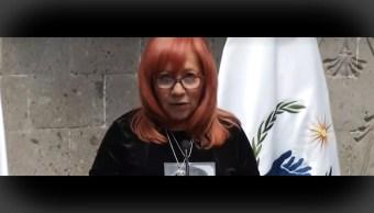 Foto: Mi elección fue absolutamente legal, dice Rosario Piedra