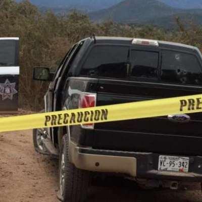 Ataque armado en Sahuaripa, Sonora, deja un muerto y un herido