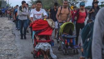 FOTO SCJN revisa si gobierno México fue omiso con niños migrantes