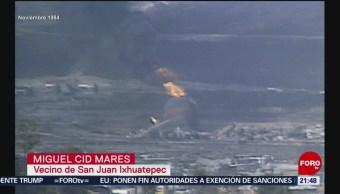 FOTO: Se cumplen 35 años de las explosiones en San Juanico, 18 noviembre 2019