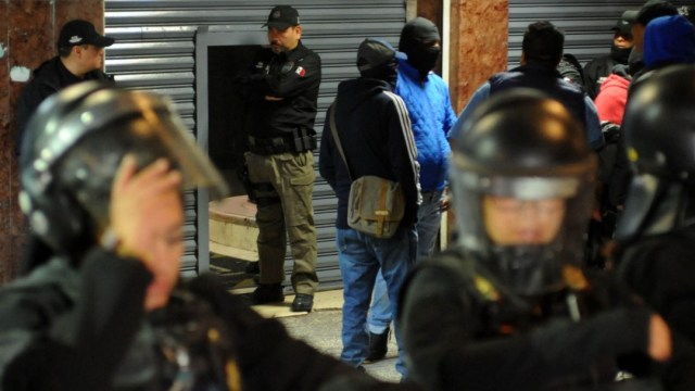 Imagen: Cuauhtémoc fue la demarcación en donde bajaron más los ilícitos, con una reducción de 57 por ciento; seguida de Azcapotzalco, con 55 por ciento
