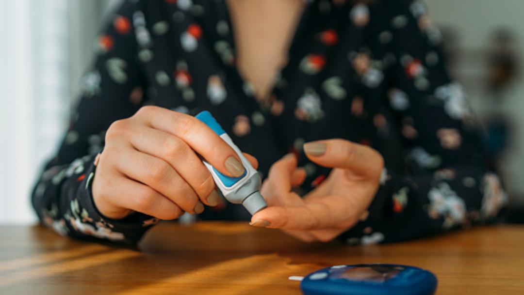 Imagen: La diabetes es una enfermedad metabólica crónica caracterizada por la alta concentración sanguínea de glucosa, 11 de noviembre de 2019 (Getty Images, archivo)