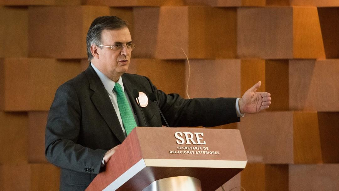 Senado alista comparecencia del canciller Marcelo Ebrard
