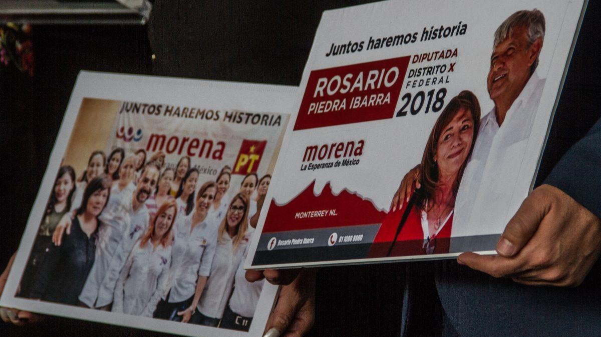 senadores panistas se inconforman por votación de Rosario Piedra para la CNDH