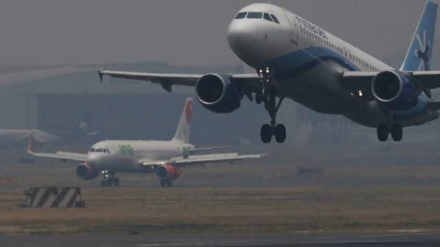 FOTO Presentan proyecto del nuevo diseño para espacio aéreo metropolitano (AP)