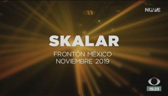 FOTO: Show Skalar, 15 noviembre 2019