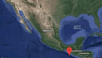 IMAGEN Sismo de magnitud 6.4 se registra en Ciudad Hidalgo, Chiapas