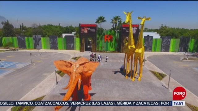 FOTO: Suman cinco animales muertos zoológico Nuevo León,