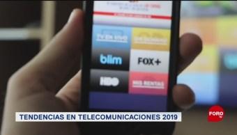 FOTO: Tendencias en telecomunicaciones 2019, 9 noviembre 2019