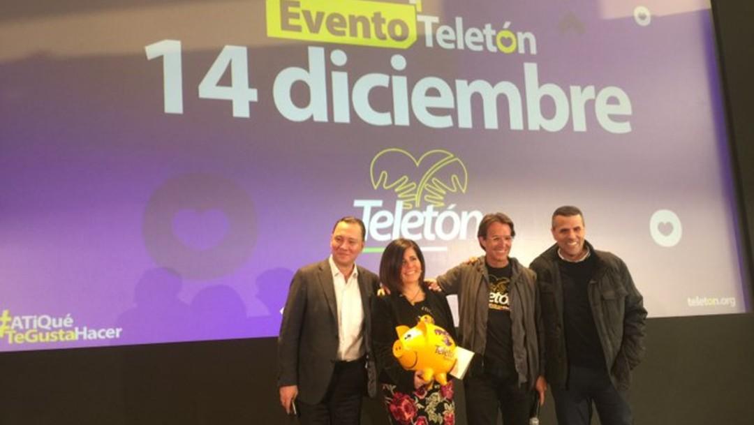 Todo listo para el Teletón 2019 el próximo 14 de diciembre