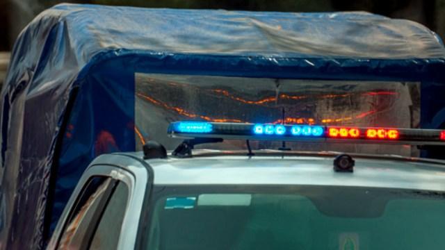 Imagen: Los heridos no ameritaron hospitalización y permanecieron en el lugar hasta el retiro de vehículo accidentado, 6 de noviembre de 2019 (Getty Images, archivo)