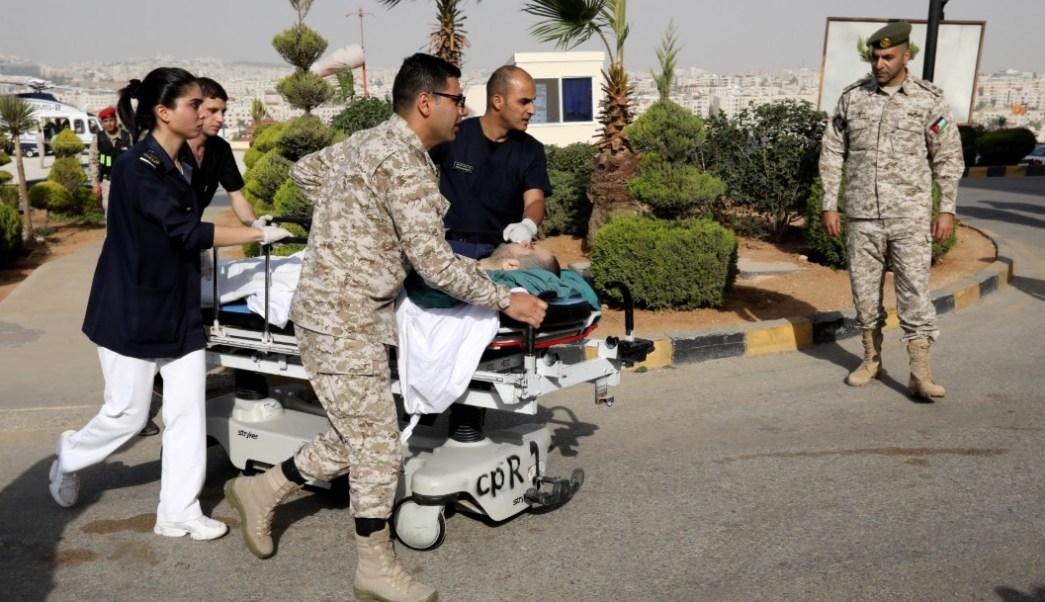 Foto: Tres mexicanos heridos por apuñalamiento en Jordania, según AFP, 6 de noviembre de 2019, Jordania