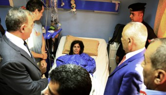 foto Turistas que son doctores auxiliaron a mexicanos atacados en Jordania