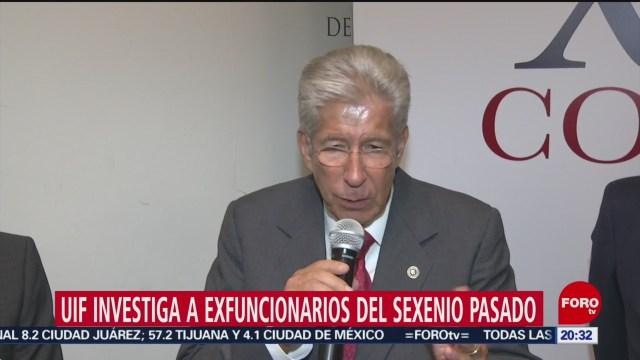 Foto: Uif Investiga Exfuncionarios Epn 19 Noviembre 2019