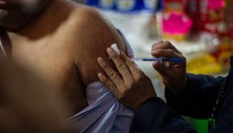 Vacuna contra la influenza.