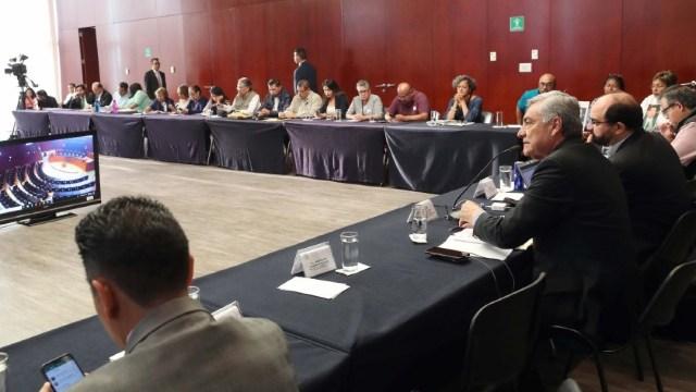 Víctimas denuncian intento de compra de votos para la CEAV
